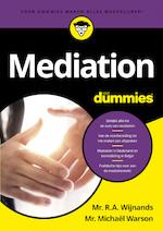 Mediation voor Dummies - Mr. R.A. Wijnands (ISBN 9789045355719)