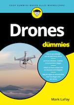 Drones voor Dummies - Mark LaFay (ISBN 9789045356020)