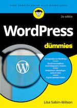 WordPress voor Dummies, 2e editie - Lisa Sabin-Wilson (ISBN 9789045356075)