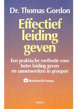 Effectief leiding geven - T. Gordon (ISBN 9789051216103)