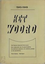 Literaire tijdschrift het woord - Piet Bakker (ISBN 9789090013831)