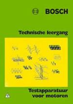 Testapparatuur voor motoren - (ISBN 9789066749214)
