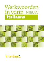 Werkwoorden in vorm nieuw - Italiaans - (ISBN 9789460304729)