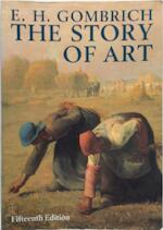 The story of art - Ernst Hans Gombrich (ISBN 9780714825847)