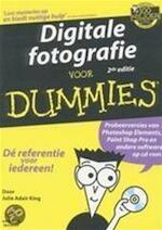 Digitale fotografie voor Dummies + CD-ROM - Julie Adair King (ISBN 9789043002646)
