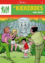King Sacha - Merho (ISBN 9789002246494)