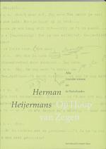 Op hoop van zegen - Herman Heijermans, Hans van den Bergh (ISBN 9789053560983)