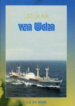 150 jaar Van Uden - G.J. de Boer (ISBN 9789060130520)
