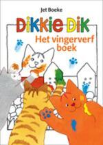 Het vingerverfboek - Jet Boeke