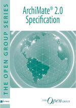 Archimate 2.0 specification (ISBN 9789087539474)