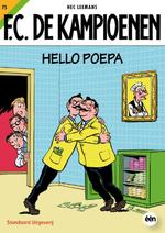 Hello Poepa - Hec Leemans (ISBN 9789002244674)