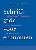 Schrijfgids voor economen - Susanne van Hoek-Gerritsen (ISBN 9789046904664)