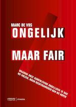 Ongelijk maar fair - Marc De Vos (ISBN 9789401428781)