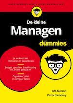 De kleine Managen voor Dummies - Bob Nelson, Peter Economy (ISBN 9789045351438)