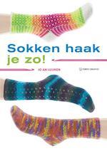 Sokken haak je zo! - Jo An Luijken (ISBN 9789462500785)