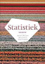 Statistiek, 12e editie met MyLab NL toegangscode - James T. McClave, Terry Sincich, Sytse Knypstra (ISBN 9789043033466)