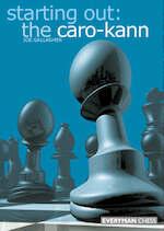 Starting out: the Caro-Kann - Joe Gallagher (ISBN 9781857443035)