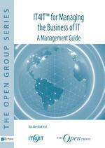IT4IT™ for Managing the Business of IT – A Management Guide - Rob Akershoek (ISBN 9789401805926)