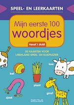 Speel- en leerkaarten - Mijn eerste 100 woordjes (vanaf 1 jaar) - ZNU (ISBN 9789044745238)