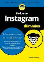 De kleine Instagram voor dummies - Jaap de Bruijn (ISBN 9789045351872)