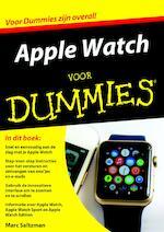 Apple Watch voor Dummies - Marc Saltzman (ISBN 9789045352244)