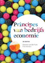 Principes van bedrijfseconomie - Clarence van der Putte, Fred Rienstra (ISBN 9789043033930)