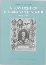 Nieuw licht op Hendrik van Deventer (1651-1724) - M.J. van Lieburg (ISBN 9789052351636)