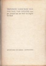Tekeningen voor Music Hall van Paul van Ostaijen - Jos Léonard, Eugène de Bock