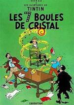 Les 7 boules de cristal - Hergé (ISBN 9782203001121)