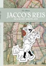 Jacco's reis door het Rhijnlant - Brit Slotboom (ISBN 9789402160963)