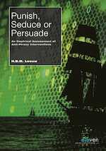 Punish, seduce or persuade - H.B.M. Leeuw (ISBN 9789462746749)
