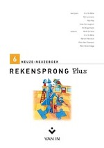 Rekensprong Plus 6 neuze-neuzeboek - Unknown (ISBN 9789030661405)