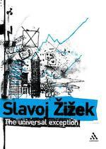 The Universal Exception - Slavoj Zizek (ISBN 9780826471093)