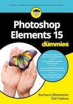 Photoshop Elements 15 voor Dummies - Barbara Obermeier (ISBN 9789045354361)