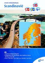 Wegenatlas Scandinavië - ANWB (ISBN 9789018043117)