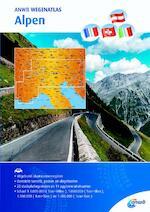 Wegenatlas Alpen (ISBN 9789018043049)