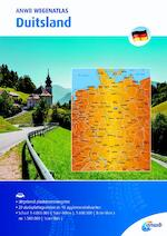 Wegenatlas Duitsland (ISBN 9789018043063)