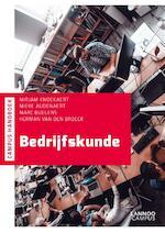 Handboek Bedrijfskunde - Mirjam Knockaert, Mieke Audenaert, Marc Buelens, Herman Van den Broeck (ISBN 9789401453813)