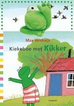 Kiekeboe met Kikker - Max Velthuijs (ISBN 9789025875190)