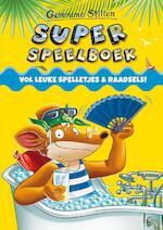 Super speelboek - Geronimo Stilton