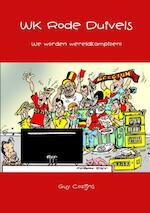 WK Rode Duivels - Guy Cozijns (ISBN 9789402176551)