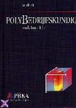 Polybedrijfskundig zakboekje - J. Bilderbeek, S. Brinkman, A.C.J. de Leeuw (ISBN 9789062282548)