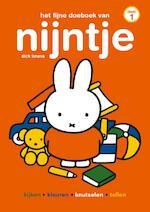 Nijntje doeboek - Dick Bruna, Rikky Bruna (ISBN 9789490989279)