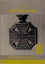 Der Alpenkrieg - Fritz Weber (ISBN 9783901185090)