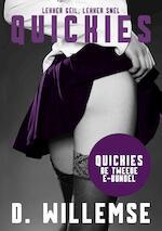 Quickies: De Tweede E-bundel - D. Willemse (ISBN 9789492638601)