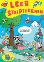 Leer striptekenen - Gerben Bontekoe (ISBN 9789081920209)