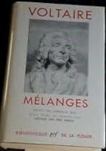 Mélanges - Voltaire