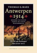 Antwerpen - Thomas G. Maes, Jozef Muls (ISBN 9789089242419)