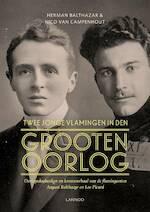Twee jonge Vlamingen in den Grooten Oorlog