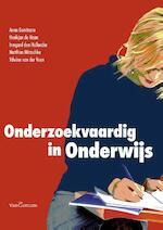 Onderzoekvaardig in onderwijs - Anna Gerritsma, Henkjan de Haan, Irmgard den Hollander, Matthias Mitzschke, Ydwine van der Veen (ISBN 9789023250920)